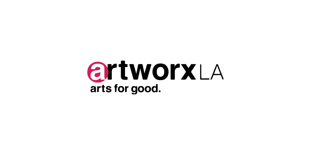Literacy Event at LAPL Central Library with ArtworxLA